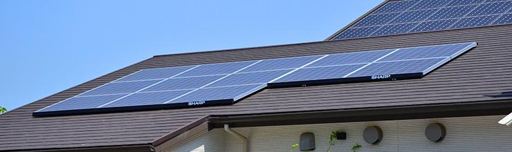 太陽光発電って、そんなに普及しているんですが?